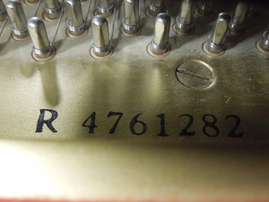 Yamaha G3 Grand Piano. - 3