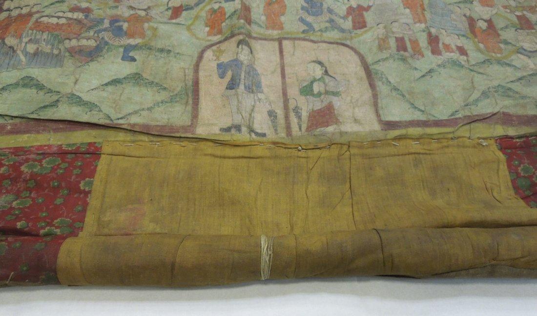 Tibetan Thangka. - 3