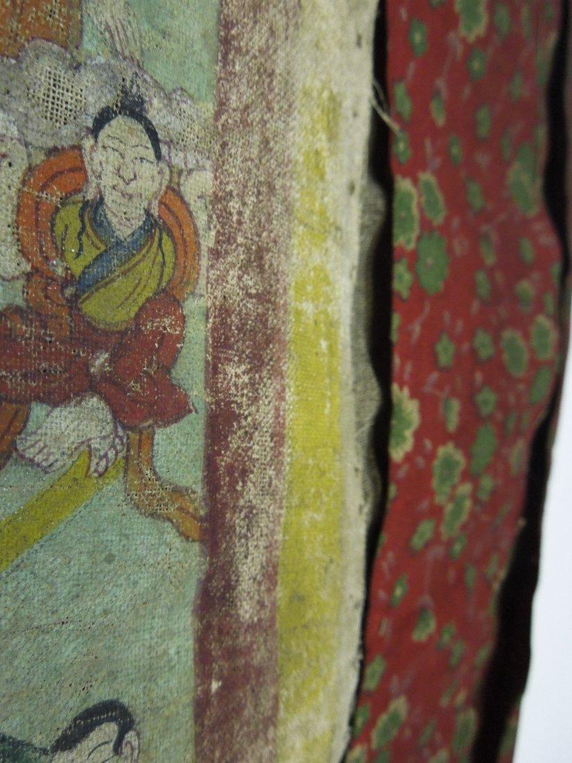 Tibetan Thangka. - 5