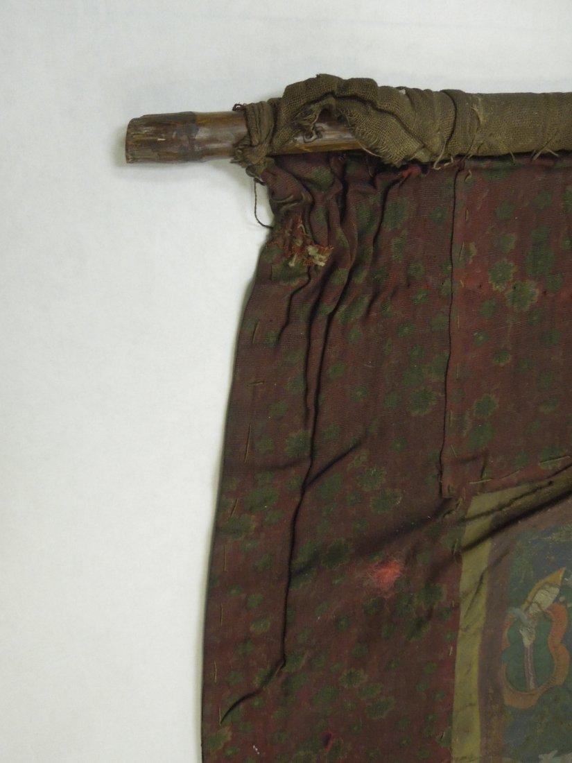 Tibetan Thangka. - 6