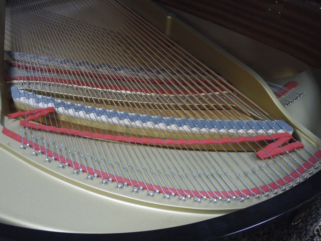 Yamaha G3 Grand Piano. - 6