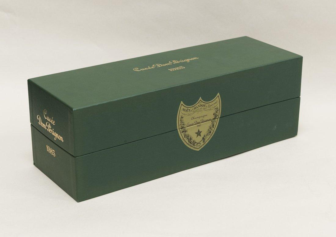 1985 Bottle Moet Chandon Cuvee Dom Perignon, sealed in