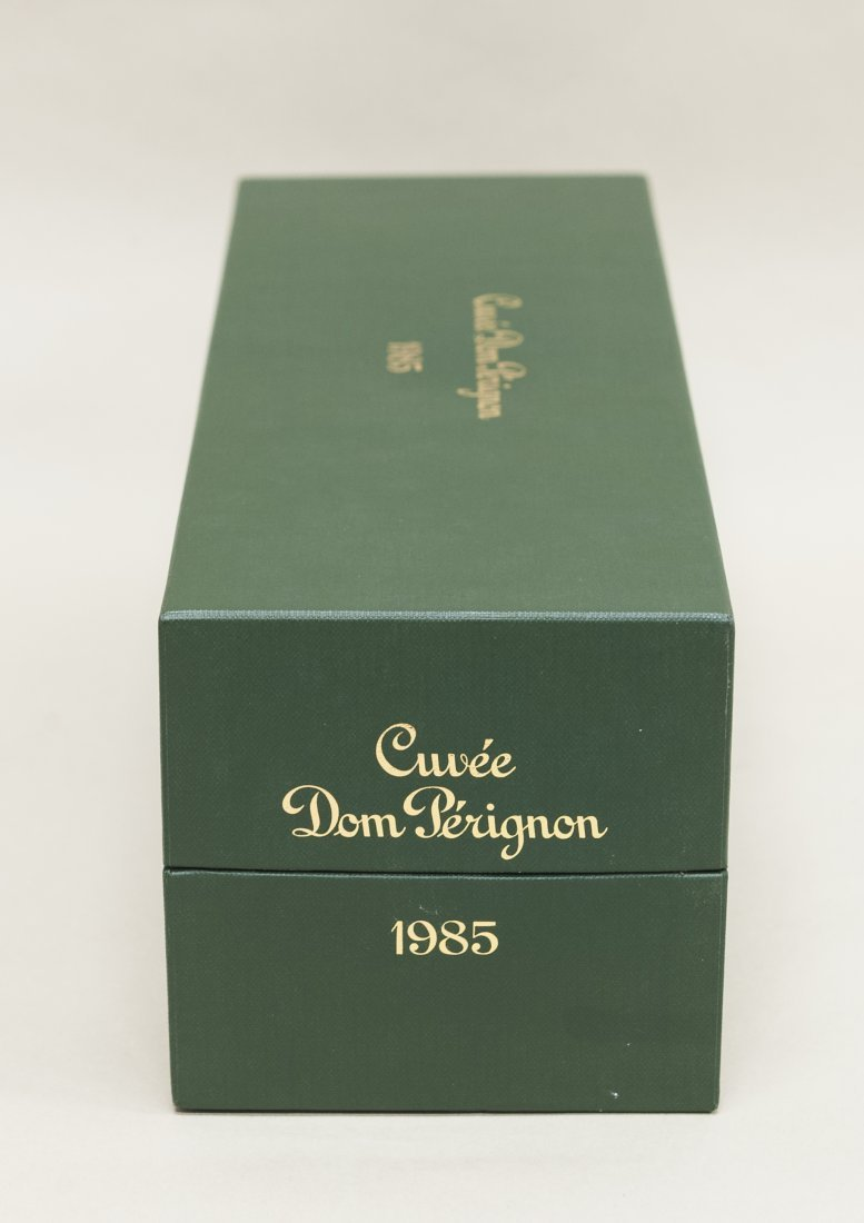 1985 Bottle Moet Chandon Cuvee Dom Perignon, sealed in - 2