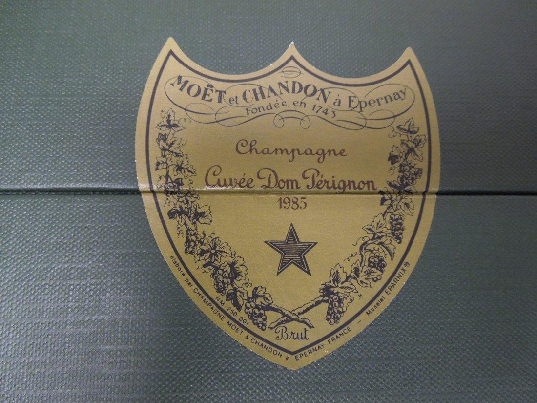 1985 Bottle Moet Chandon Cuvee Dom Perignon, sealed in - 4