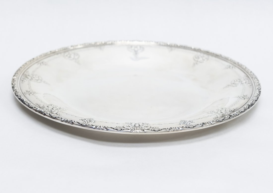 "Towle ""Old Master"" Sterling Silver Tray."