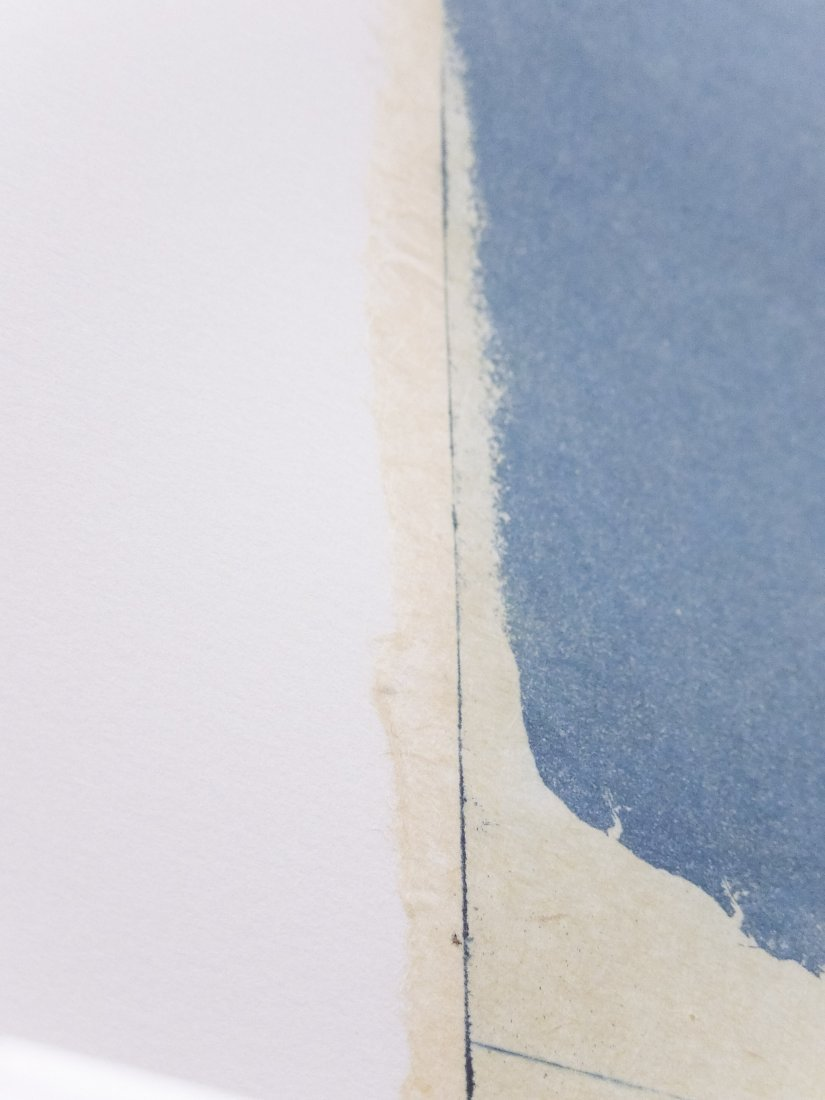 Shoichi Ida, Color Aquatint with Drypoint. - 5