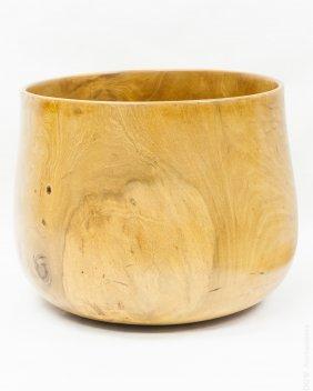 Hawaiian Wood Bowl.