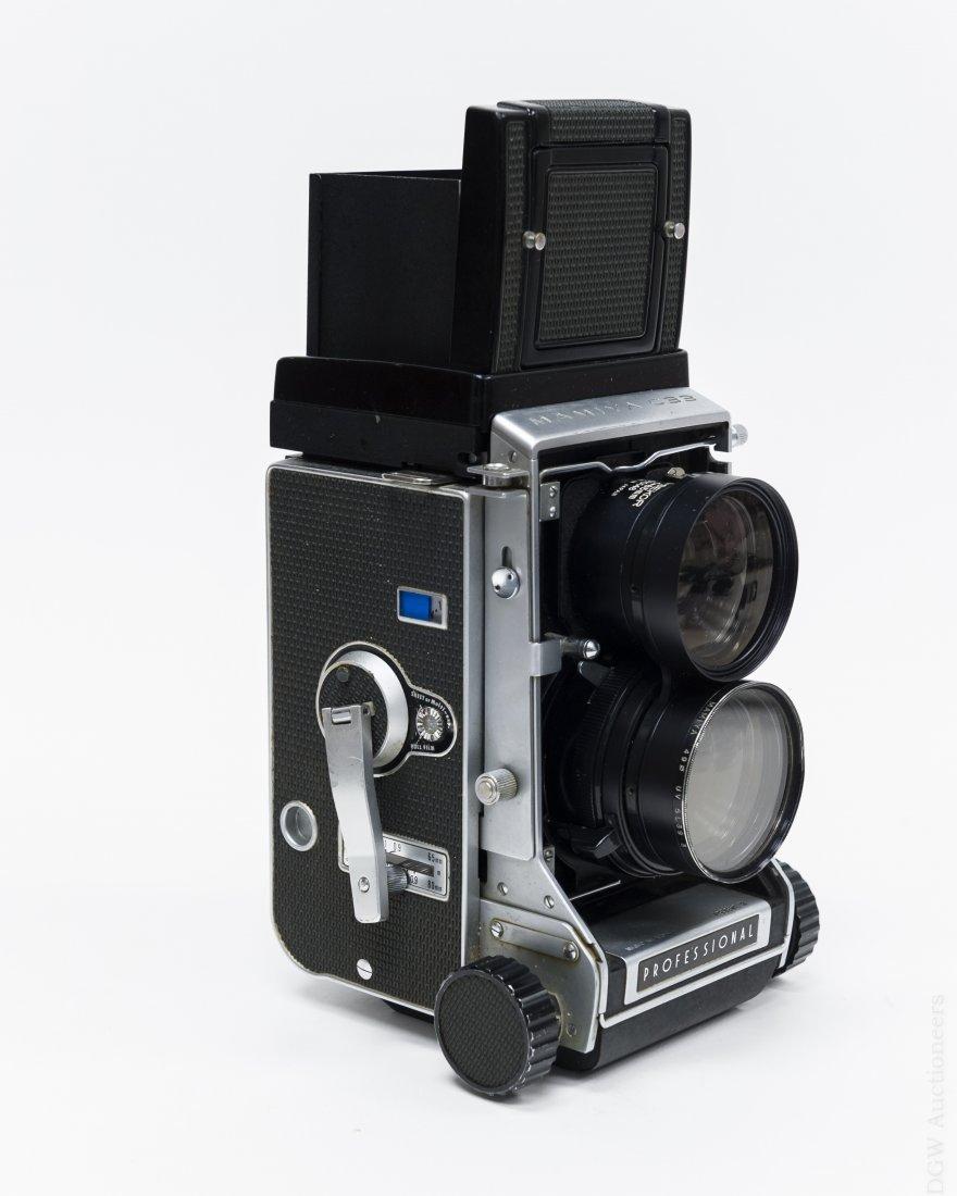 Mamiya C33 Camera with 5 Lenses. - 2