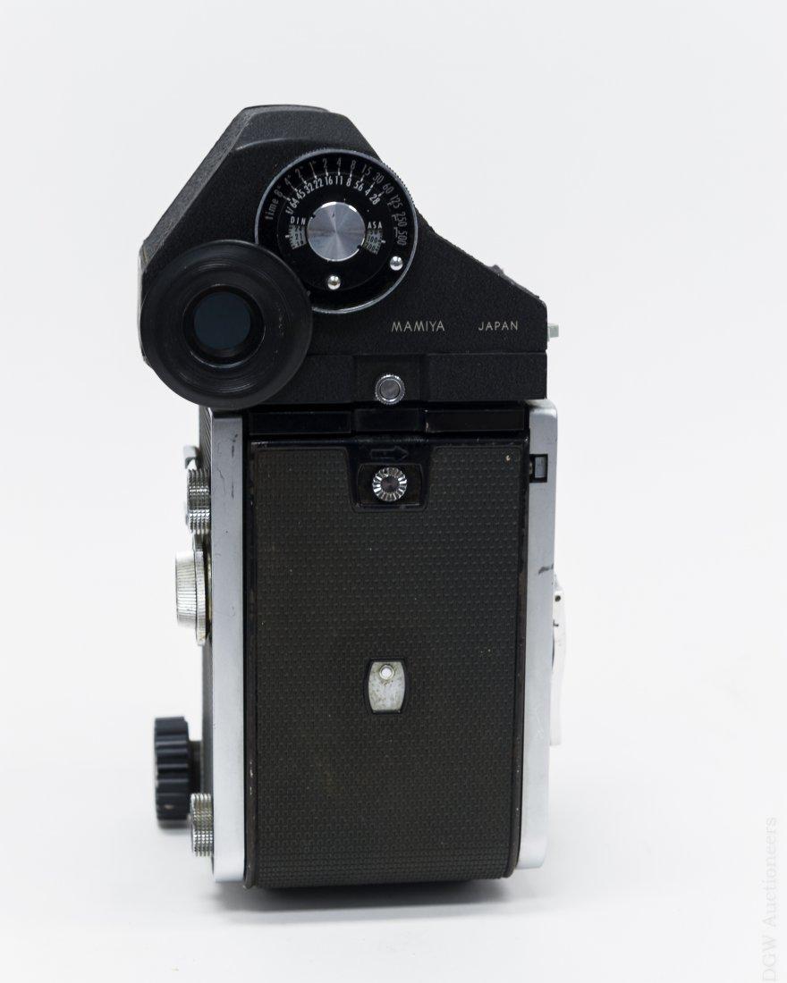 Mamiya C33 Camera with 5 Lenses. - 3