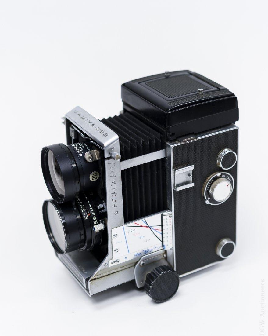 Mamiya C33 Camera with 5 Lenses. - 4