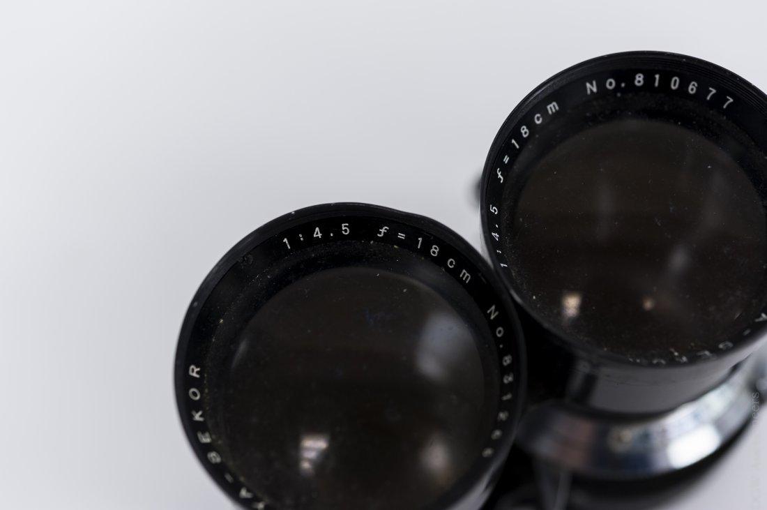 Mamiya C33 Camera with 5 Lenses. - 7