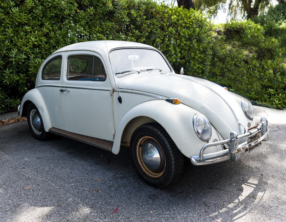 1964 Volkswagen Beetle 2-door Coupe.