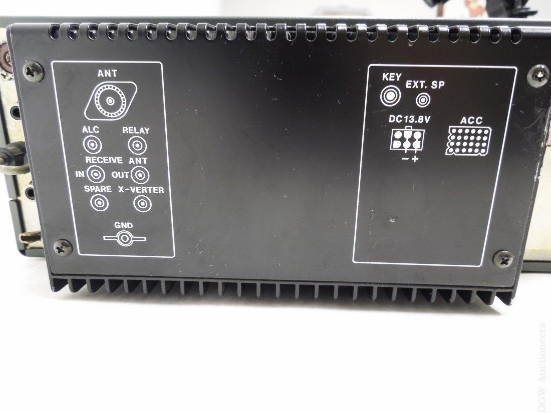 ICOM IC-751A Transceiver. - 4