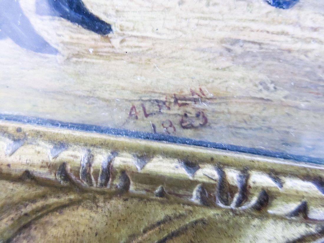 Henry Alken Oil on Board. - 5