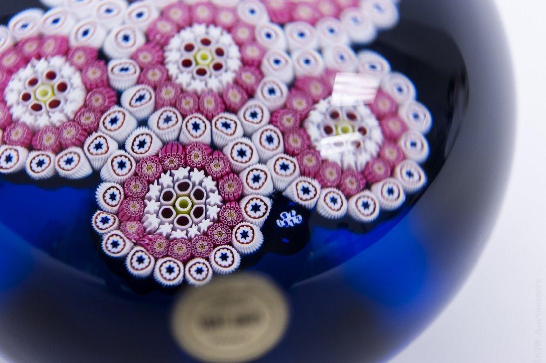 Saint-Louis Art Glass Paperweight. - 6