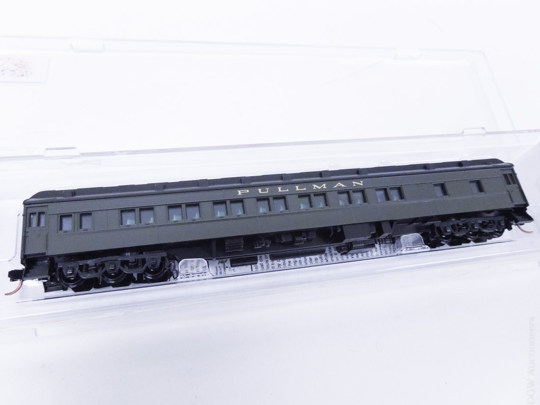 (27) Micro-Trains Line N scale Train Cars. - 3