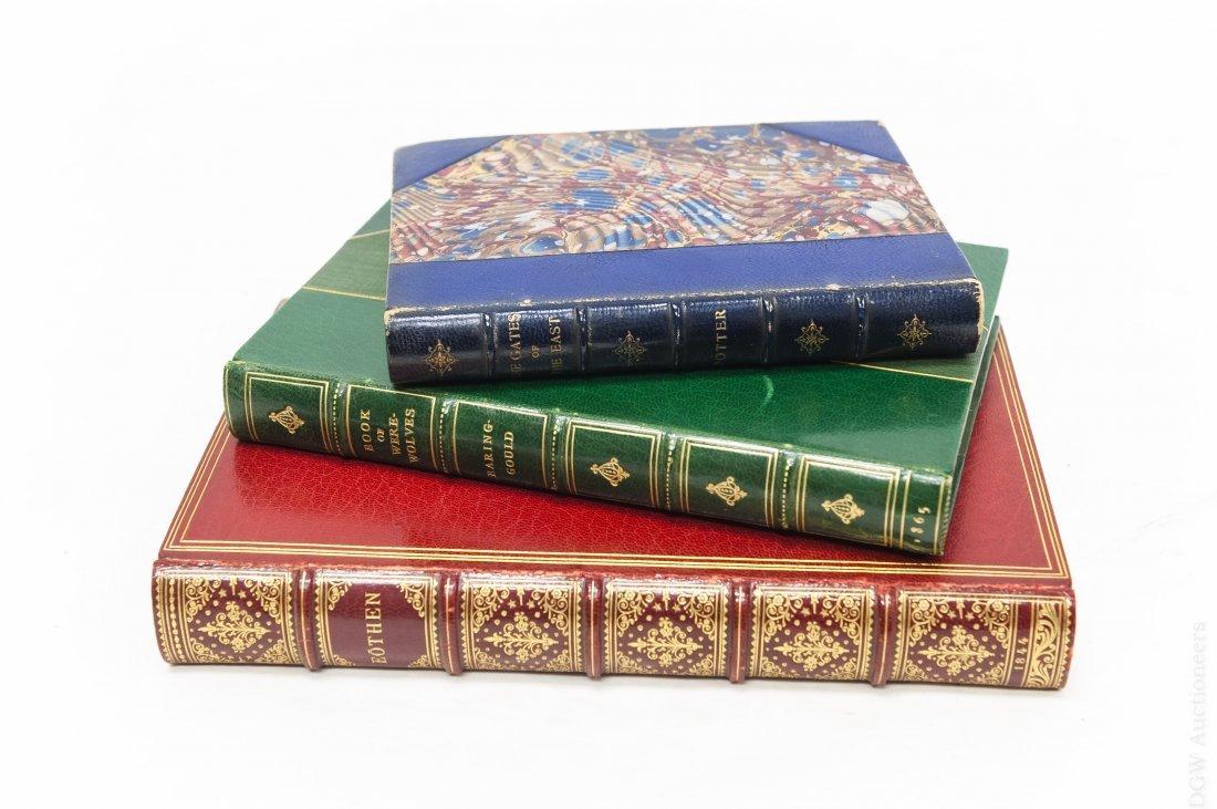 (3) Antiquarian Books.