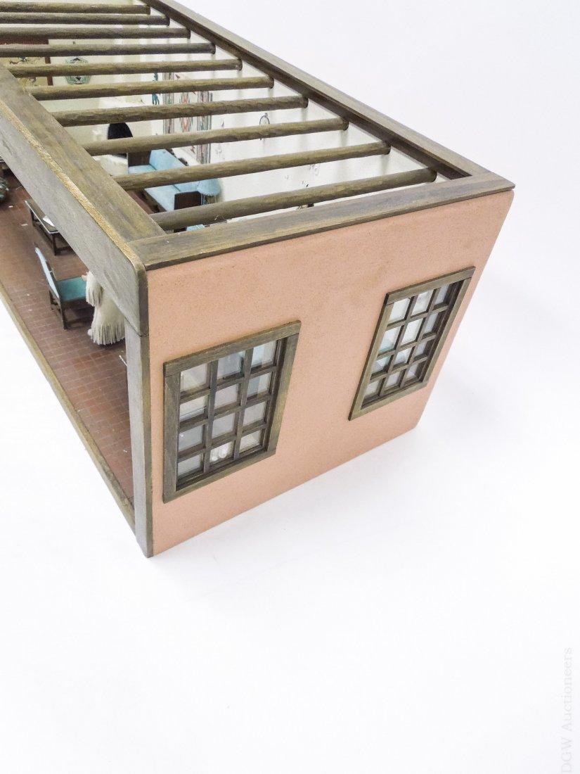 Southwestern Style Dollhouse Diorama. - 3