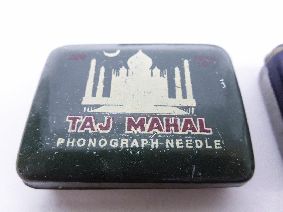 (25) Gramophone Needle Tins. - 3