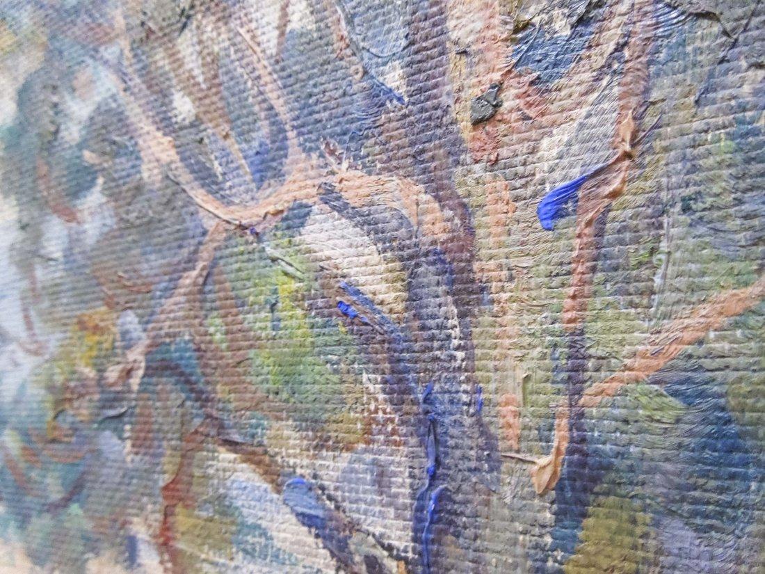 Eva Turner Oil on Board, Landscape. - 6