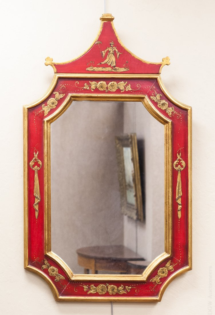 Contemporary Italian Mirror.