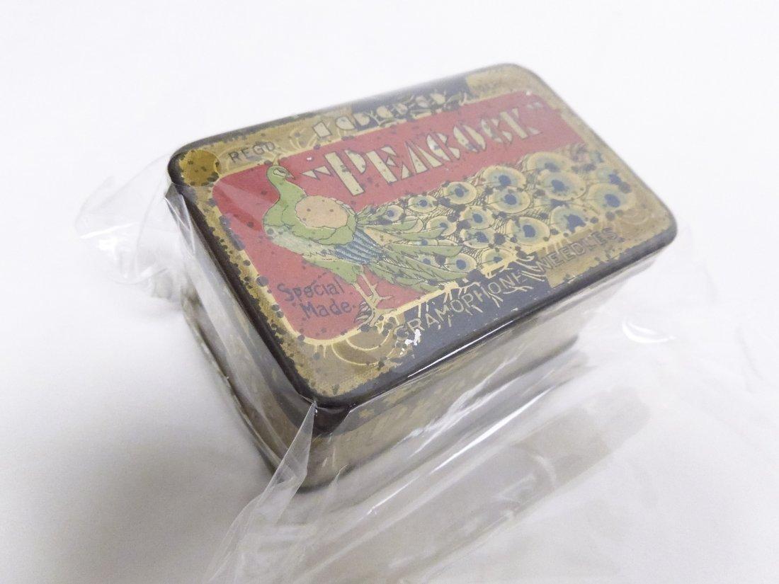 (40) Vintage Gramophone Needle Tins. - 4