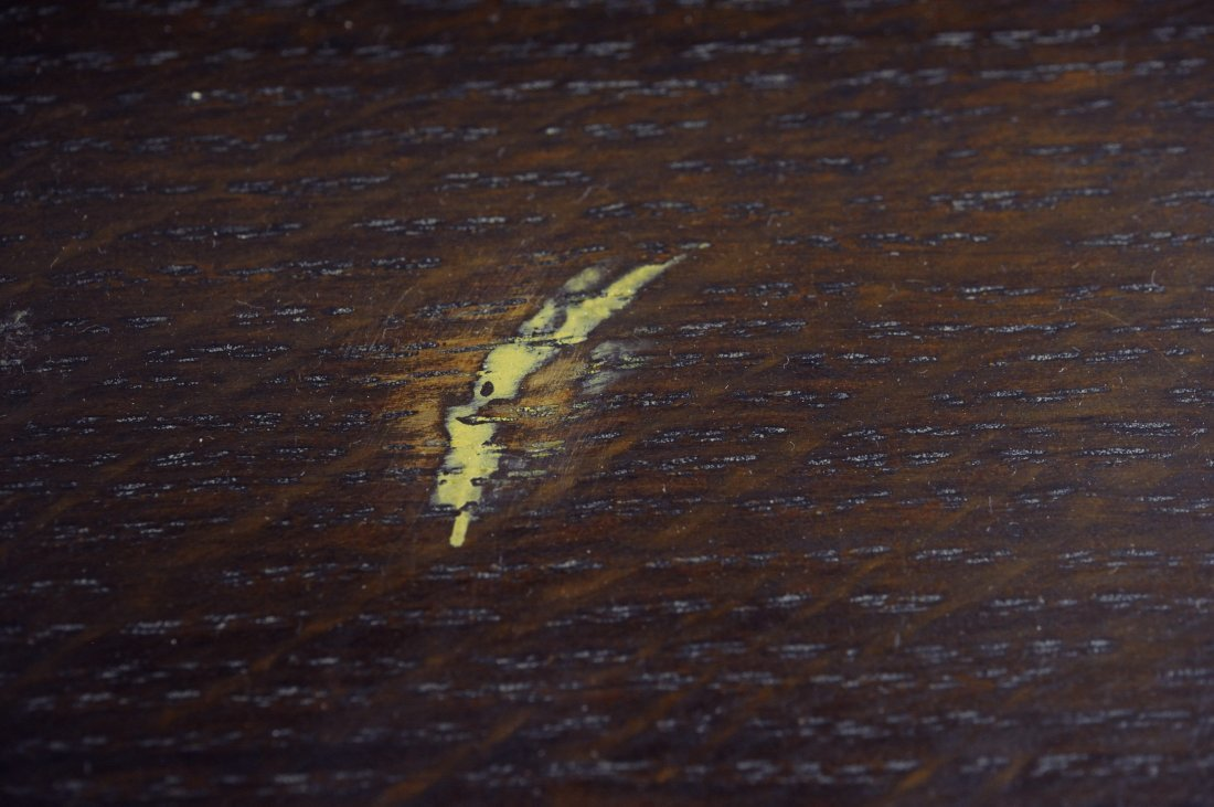 Limbert's Arts and Crafts Rare Drop Front Cabinet. - 4