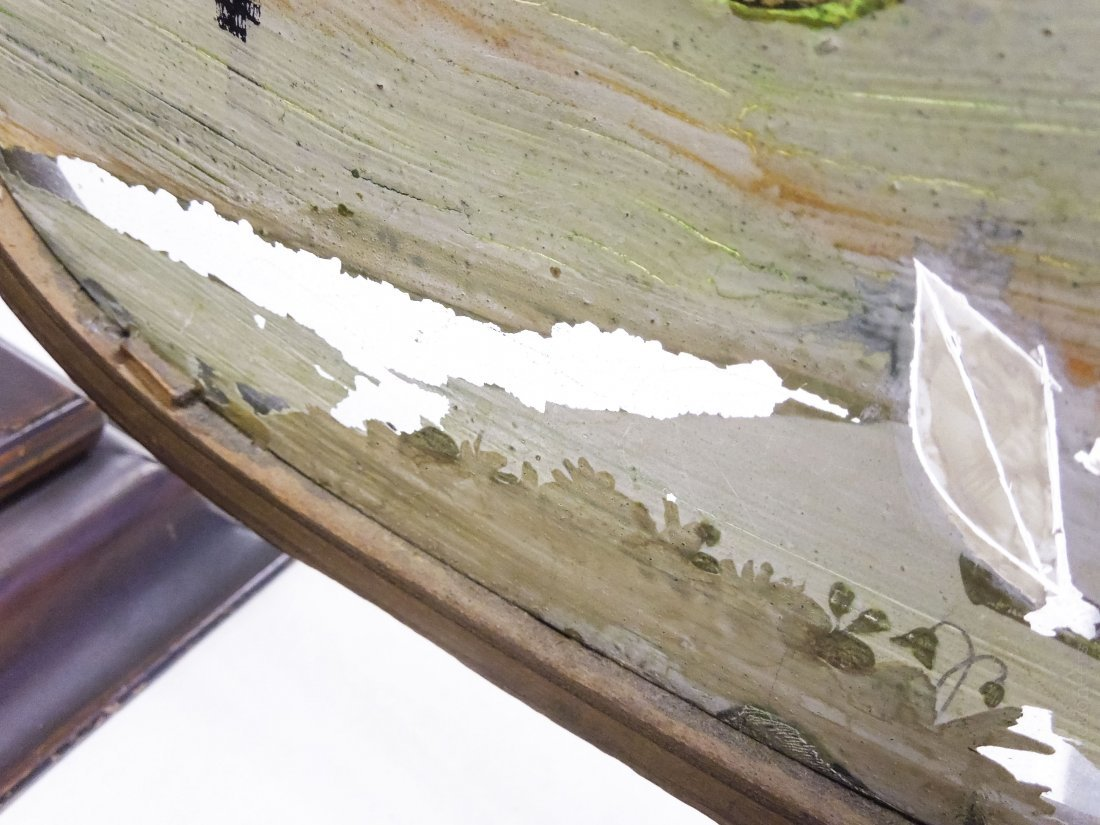19th C. Forestville Clock Co. Acorn Shelf Clock. - 3