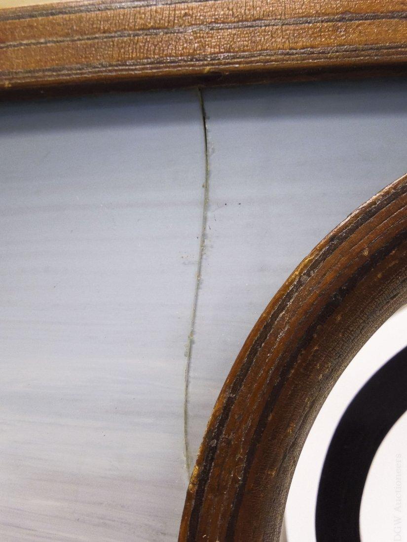19th C. Forestville Clock Co. Acorn Shelf Clock. - 4