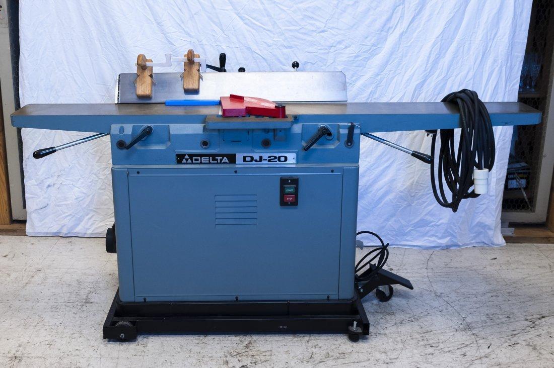 Delta DJ-20 8 inch Jointer.