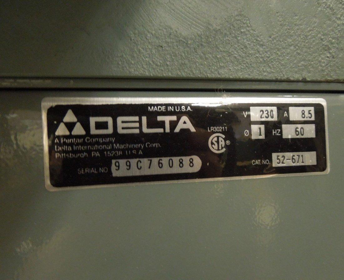 Delta DJ-20 8 inch Jointer. - 2