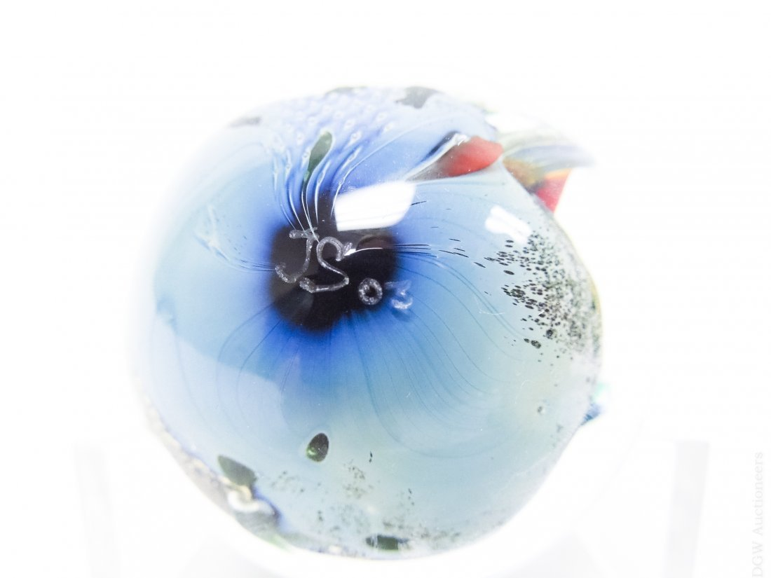 (7) Josh Simpson Megaplanet Miniature Spheres. - 3