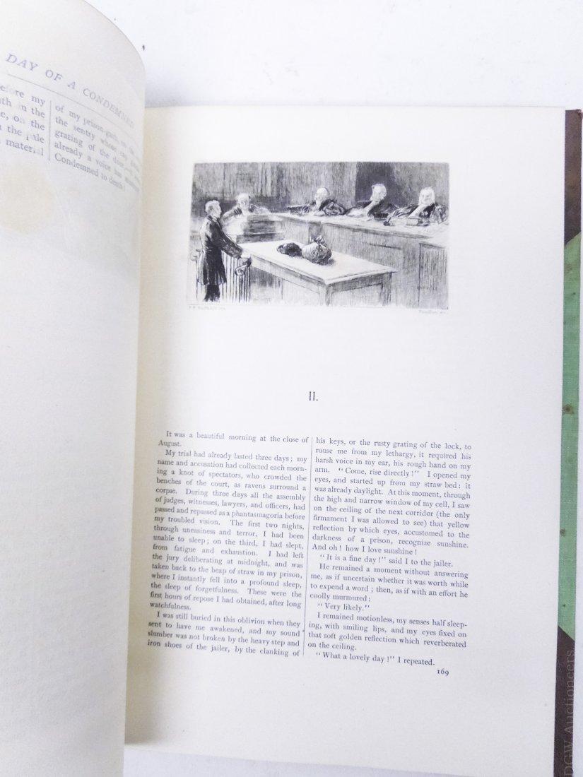 (17) Volumes, Victor Hugo's Works, circa 1893. - 5