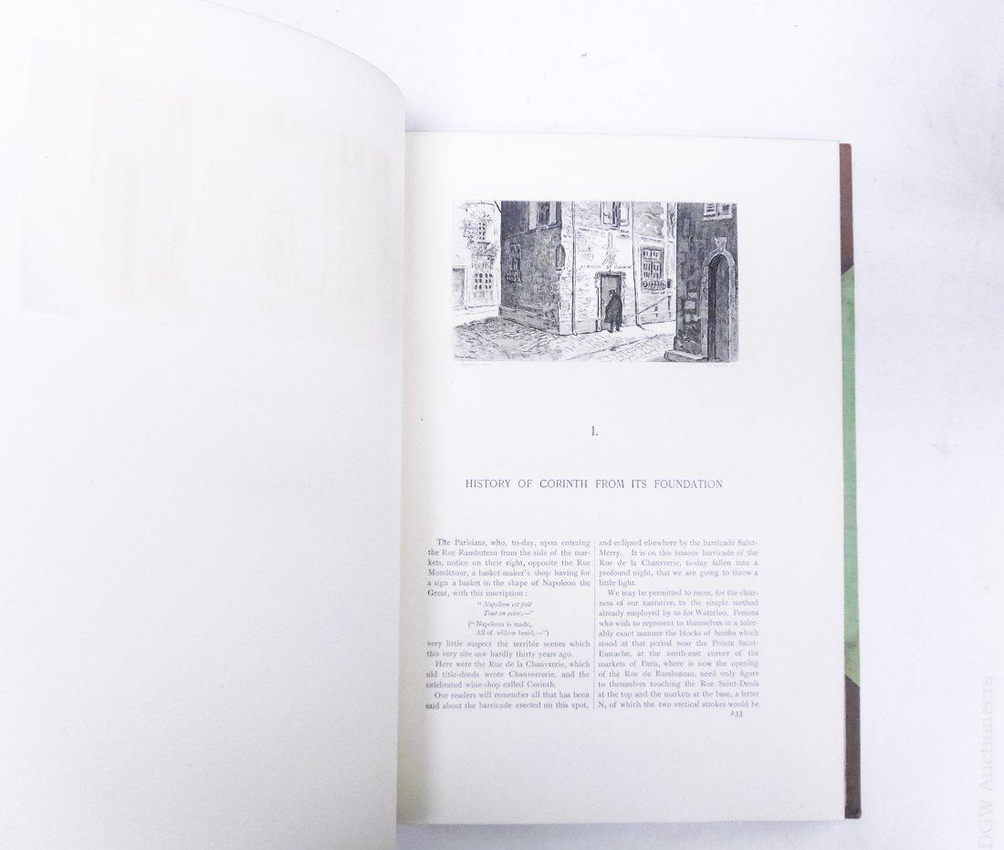 (17) Volumes, Victor Hugo's Works, circa 1893. - 7