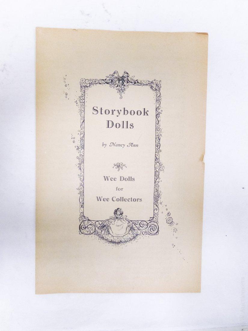 (6) Vintage Nancy Ann Storybook Dolls. - 5
