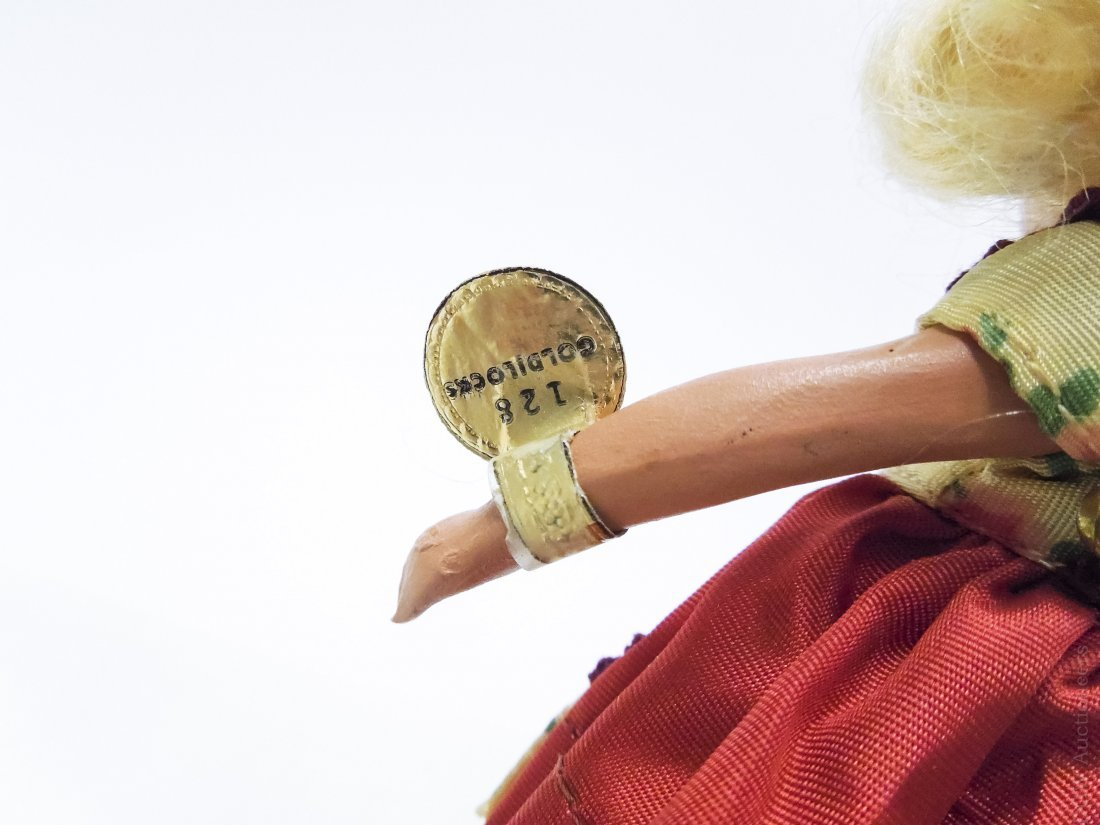 (6) Vintage Nancy Ann Storybook Dolls. - 6