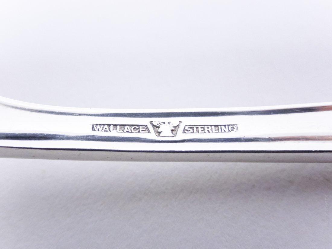 "Wallace Sterling Silver Flatware, ""Stradivari"", 48 pcs. - 6"