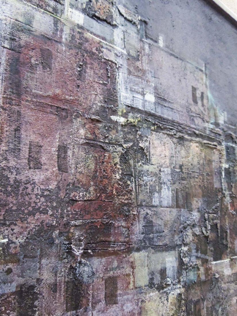 Pawel Kontny Oil on Board, Spanish Landscape. - 4