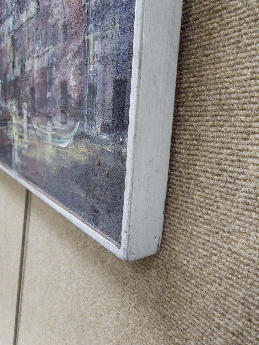 Pawel Kontny Oil on Board, Spanish Landscape. - 5