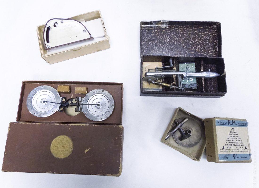 Group of Vintage Gramophone Accessories. - 2