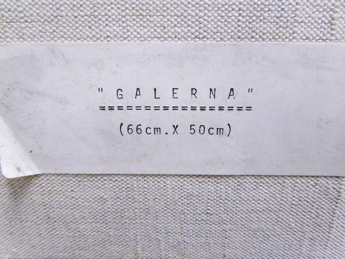 "Manuel Viola, Oil on Board. ""Galerna"". - 5"