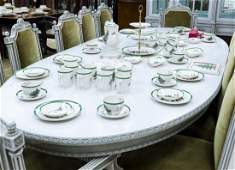 Spode Christmas Tree Luncheon Service