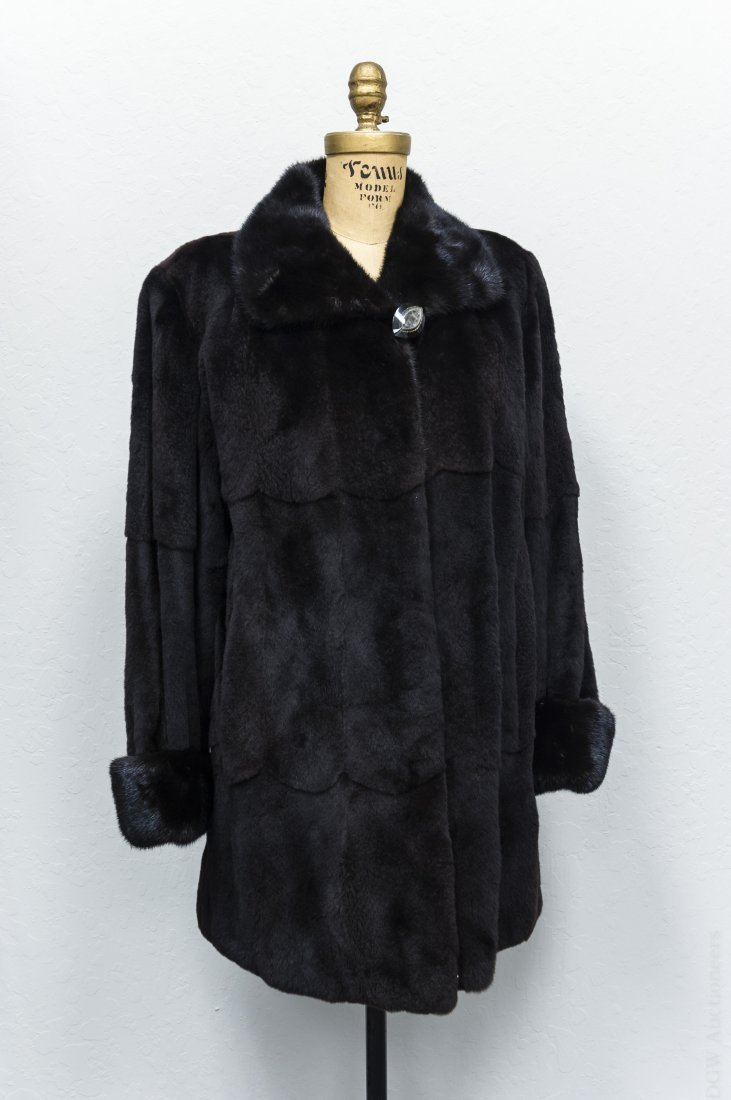 Lady's Fur Jacket.