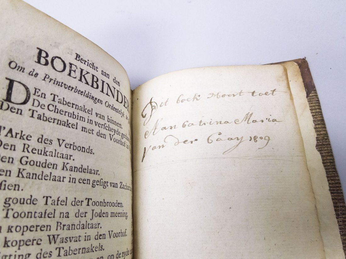 One Volume from the 1700s, Sequel to the 3 Books of the - 6