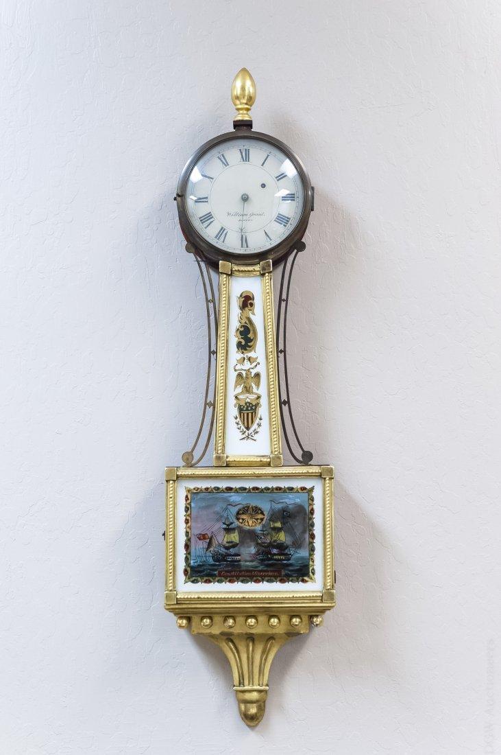 William Grant Banjo Wall Clock.