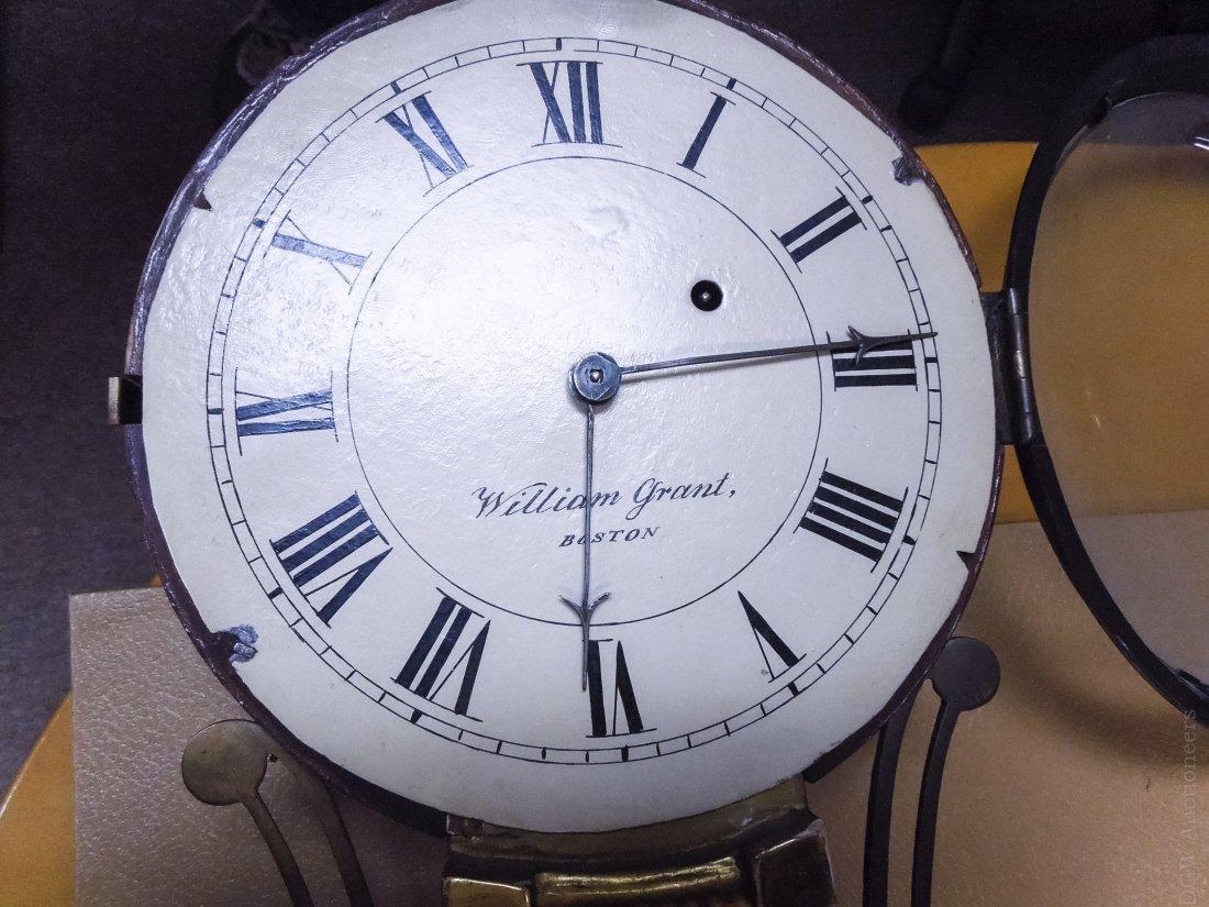 William Grant Banjo Wall Clock. - 7