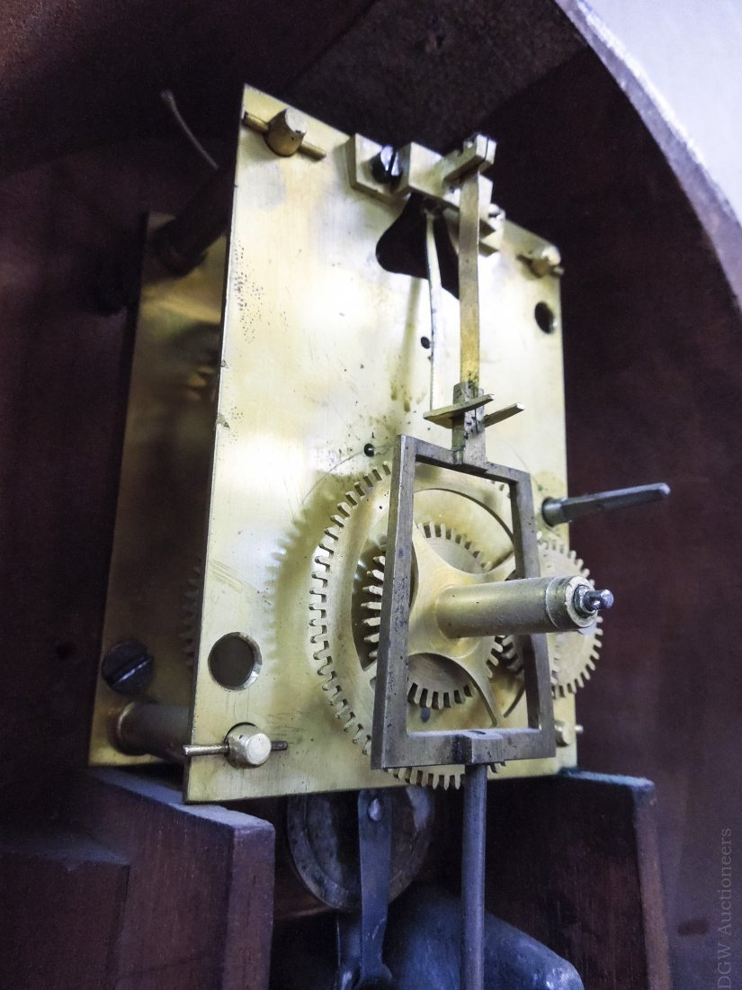 William Grant Banjo Wall Clock. - 8