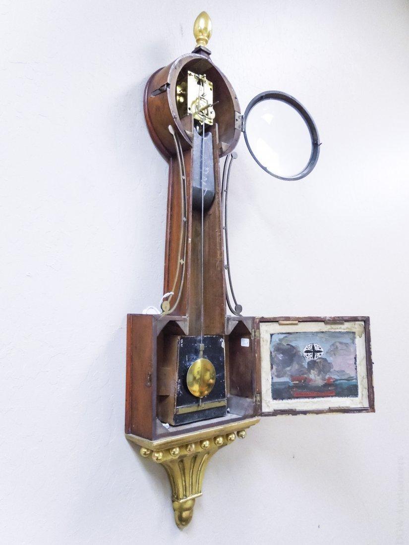 William Grant Banjo Wall Clock. - 9
