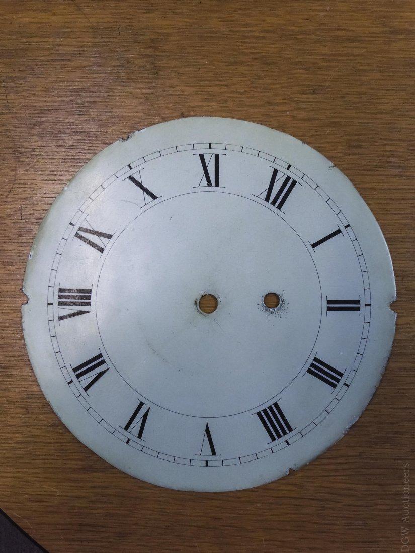 Federal Mahogany Banjo Clock. - 7