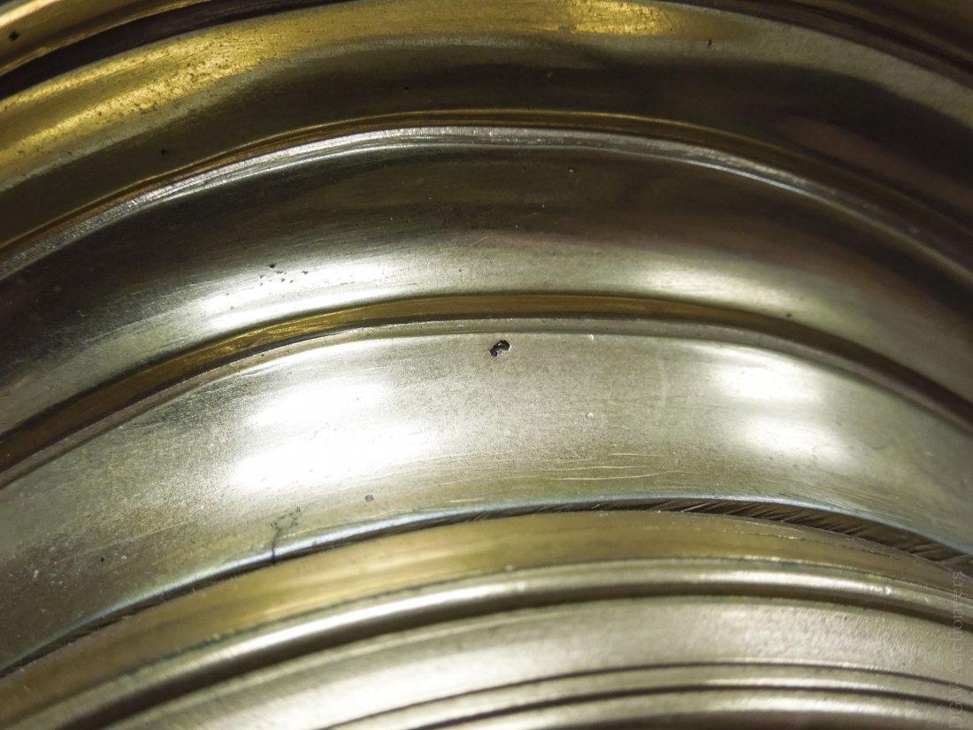 Tiffany & Co. Gilt Bronze Mantel Clock. - 8